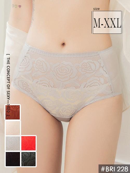 凡爾賽玫瑰內褲單件 6色